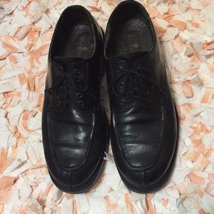 Bill Blass men's Leather Dress Shoes